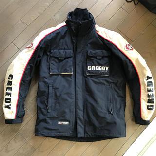 GREEDY GENIU$ - GREEDYの秋冬向けバイクジャケット Mサイズ