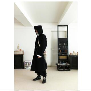 サンシー(SUNSEA)のジェダイ W-face Wool JEDI Coat 18aw SUNSEA(ステンカラーコート)