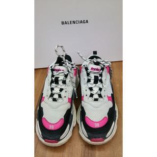 バレンシアガ(Balenciaga)のひらりん様専用②正規品 Balenciaga バレンシアガ Triple-S(スニーカー)