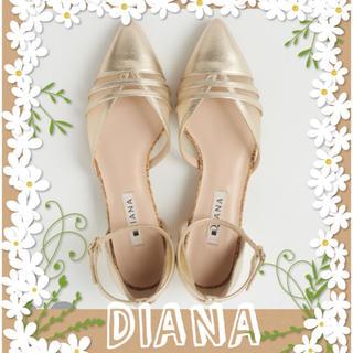 DIANA - DIANA 【ダイアナ】 靴 サンダル 美品✨