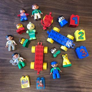 Lego - LEGO デュプロ フィグ