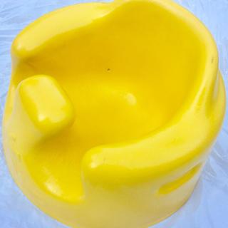 バンボ(Bumbo)のバンボ BUMBO ベビーソファ ベビーチェア 黄色(その他)