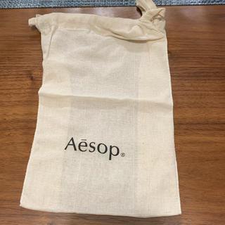 イソップ(Aesop)のイソップ 巾着 小(ショップ袋)