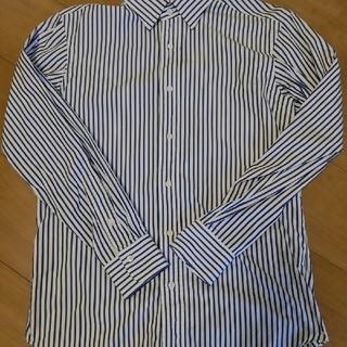 THE SUIT COMPANY - 鎌倉シャツ ストライプ カジュアルシャツ ビジネス