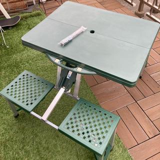 ピクニックテーブル 折り畳み(テーブル/チェア)