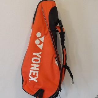 ヨネックス(YONEX)の【中古】YONEX ラケットバッグ 6本(テニス)