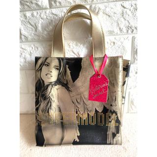 Victoria's Secret - ヴィクトリアシークレット スーパーモデル エンジェル バッグ ゴールド