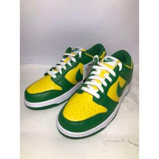 希少未使用NIKE DUNK LOW SP BRAZIL 27cm(スニーカー)