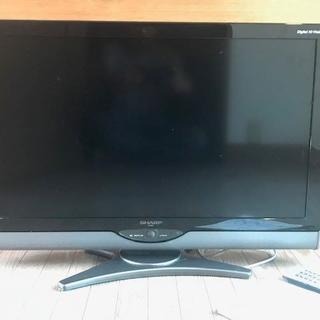 SHARP - シャープ液晶TV 32インチ AQUOS アクオス LC-32SC1