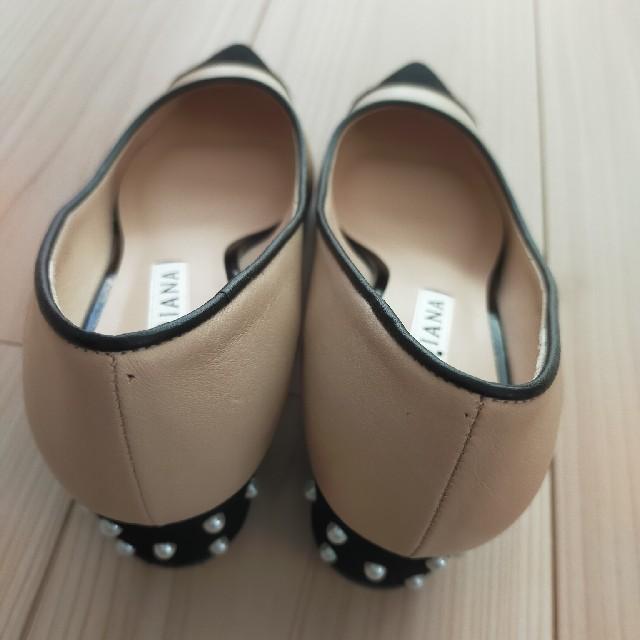DIANA(ダイアナ)の美品 ダイアナ パール付 パンプス chay まいまい  レディースの靴/シューズ(ハイヒール/パンプス)の商品写真