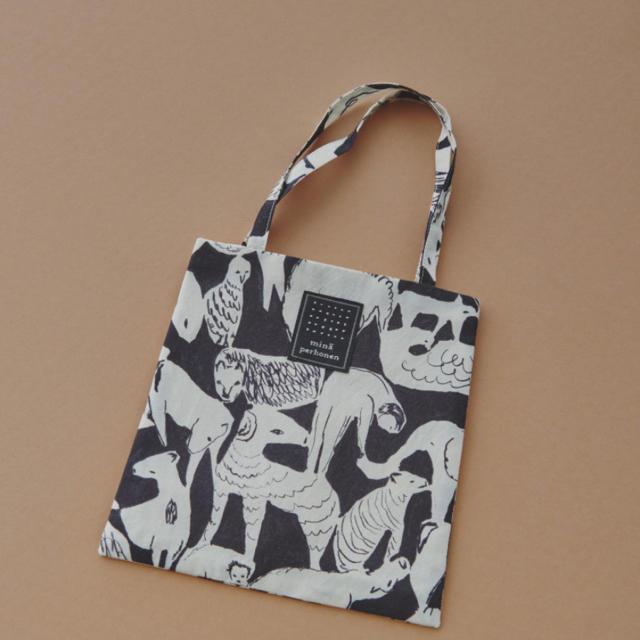 mina perhonen(ミナペルホネン)の専用出品 ミナペルホネン  ミニバッグ life puzzle 新品 レディースのバッグ(トートバッグ)の商品写真