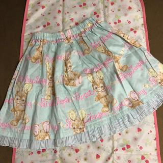 シャーリーテンプル(Shirley Temple)の☆専用です☆  未使用  Shirley Temple  スカート  130(スカート)