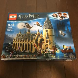 新品未開封 LEGO ハリー・ポッター ホグワーツの大広間 レゴ 75954