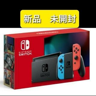 Nintendo Switch - Switch 任天堂スイッチ 本体 ネオンブルー/レッド