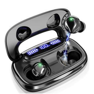 完全ワイヤレスイヤホン Bluetoothイヤホン