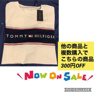 トミーヒルフィガー(TOMMY HILFIGER)のTommy Hilfiger Tシャツ(Tシャツ/カットソー(七分/長袖))