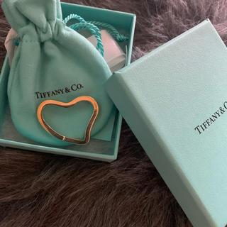 ティファニー(Tiffany & Co.)のティファニー キーリング キーホルダー(キーホルダー)