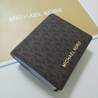マイケルコース(Michael Kors)の新品 MICHAEL KORS ブラウン 財布(財布)