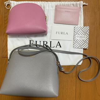 フルラ(Furla)のFURLA ショルダーバッグ 3点セット 新品未使用(ショルダーバッグ)