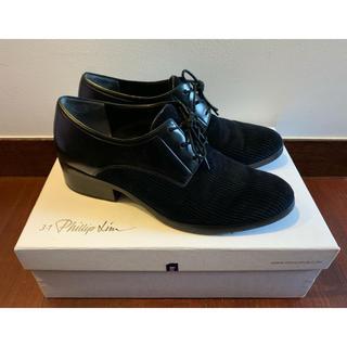 スリーワンフィリップリム(3.1 Phillip Lim)の3.1 フィリップリム オックスフォードシューズ 36.5(ローファー/革靴)