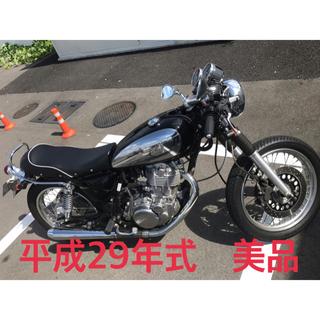ヤマハ(ヤマハ)の【商談中】SR400車体 カフェレーサー風(車体)