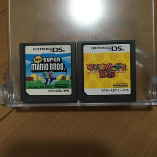 ニンテンドーDS - マリオ DS ソフト二本