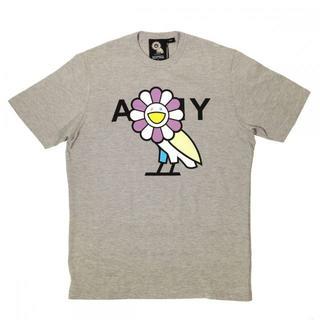 OVO x 村上 隆 SURPLUS FLOWER OWL TEE(Tシャツ/カットソー(半袖/袖なし))