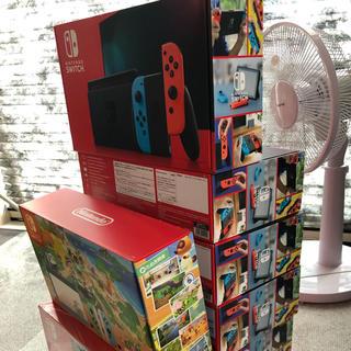 Nintendo Switch - 新型nintendo switch 印有無混在 計8台