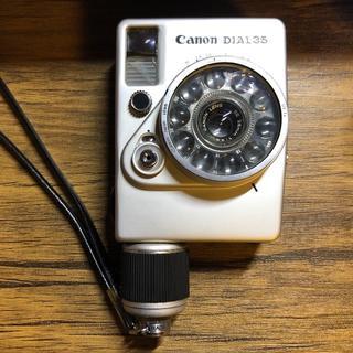 Canon - Canon  dial35 試写済