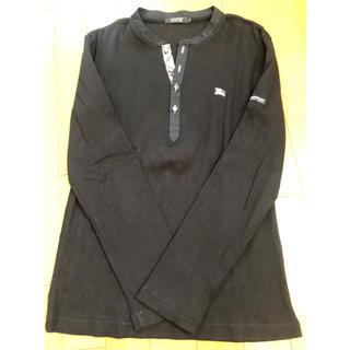 バーバリーブラックレーベル(BURBERRY BLACK LABEL)のBURBERRY BLACK LABEL 長袖カットソー (Tシャツ/カットソー(七分/長袖))