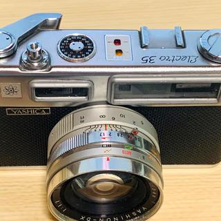 ヤシカ エレクトロ35 初代 フィルム9本付き 美品