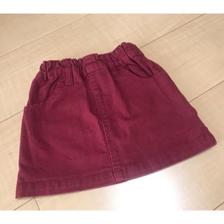 ムジルシリョウヒン(MUJI (無印良品))の無印良品 スカート 80(スカート)