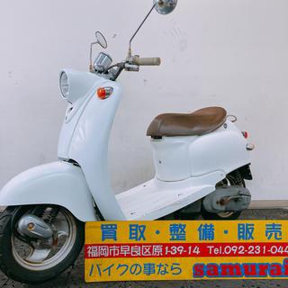 ヤマハ(ヤマハ)のYAMAHA レトロ ビーノ 2サイクル エンジン良好 お手頃価格 陸送可能(車体)