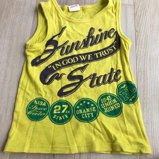 ジャンクストアー(JUNK STORE)のボーイズタンクトップ 110(Tシャツ/カットソー)