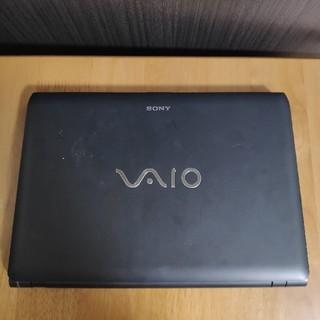 ソニー(SONY)の大容量メモリー4gb Webカメラ 搭載 高級  ソニー vaio オフィス搭載(ノートPC)