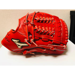 MIZUNO - 1日限定値下げ!ミズノ 限定硬式内野手グローブ 新品未使用 高校野球対応