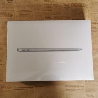 Apple - MacBook Air 2020(シルバー) 新品未開封品