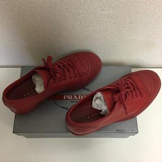 プラダ(PRADA)のプラダ スニーカー サイズ8.5(27.5cm)(スニーカー)