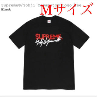 シュプリーム(Supreme)のSupreme yohji yamamoto Logo tee Mサイズ(Tシャツ/カットソー(半袖/袖なし))