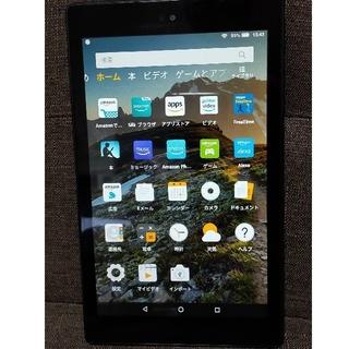 Fire HD 8 タブレット  第8世代 16GB - Alexa搭載(タブレット)
