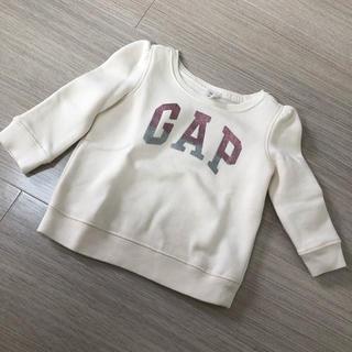 ベビーギャップ(babyGAP)のbaby GAP トレーナー(トレーナー)