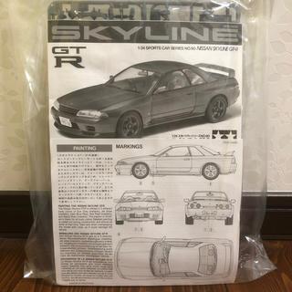 タミヤ1/24 日産スカイラインGT-R(R32) プラモデル(アウトレット)