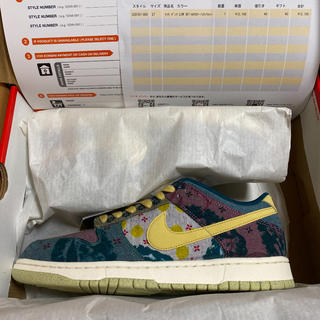 "NIKE - NIKE DUNK LOW ""COMMUNITY GARDEN  ダンク ロー"