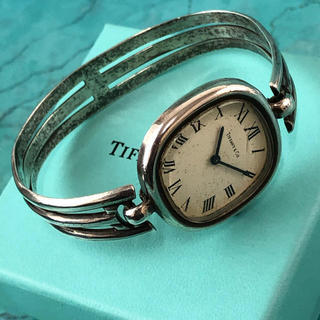 ティファニー(Tiffany & Co.)の決算セール☆ティファニー 時計 アナログ時計 腕時計 レディース ブランド(腕時計)