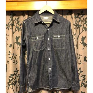 ウエアハウス(WAREHOUSE)のウェアハウス lot3076 トリプルステッチワークシャツ (シャツ)