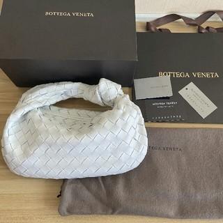 Bottega Veneta - BOTTEGA VENETA ホワイト ホーボーバッグ ハンドバッグ