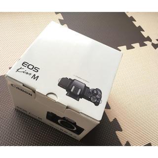 Canon - 【中古】EOS kiss M ボディ
