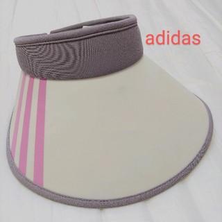 アディダス(adidas)の【adidas】レディース サンバイザー(その他)