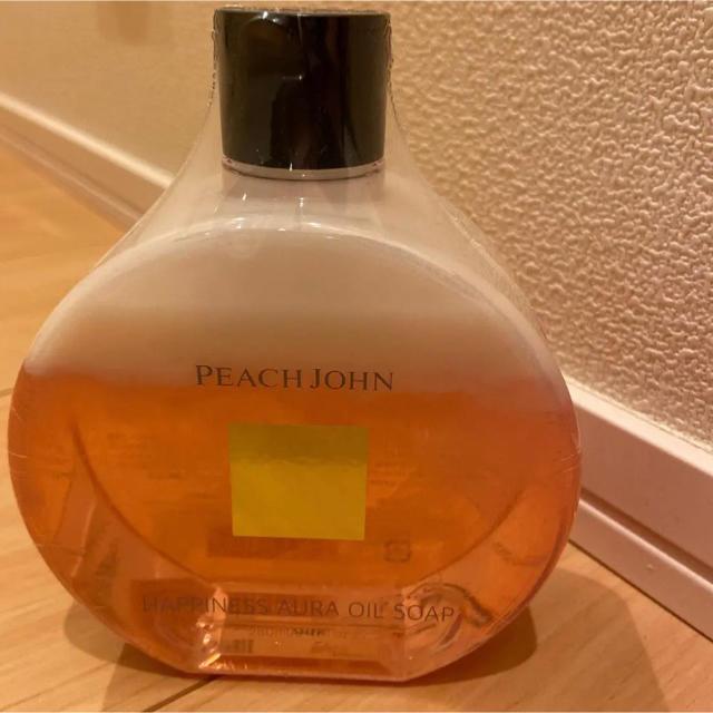 PEACH JOHN(ピーチジョン)のピーチジョン 顔 身体 ソープ コスメ/美容のボディケア(ボディソープ/石鹸)の商品写真