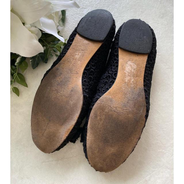 Ferragamo(フェラガモ)の【美品】Ferragamo♡フラットシューズ♡ レディースの靴/シューズ(ハイヒール/パンプス)の商品写真